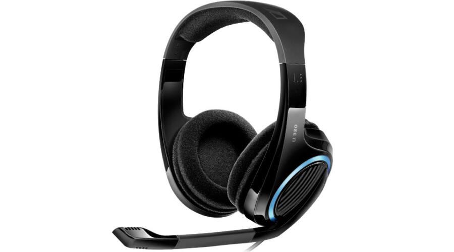 Sennheiser U320 Gaming Fejhallgató - Fejhallgatópláza webáruház 7ef61b5250