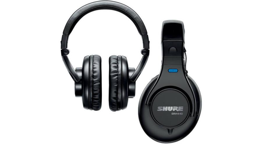 Shure SRH440 Professzionális Stúdió Fejhallgató - Fejhallgatópláza ... 65686ceaaa