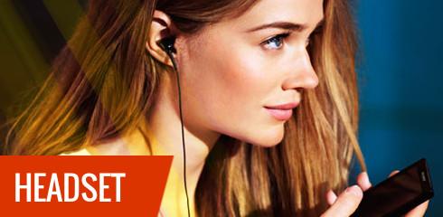 Mikrofonos fej és fülhallgatók, headset-ek